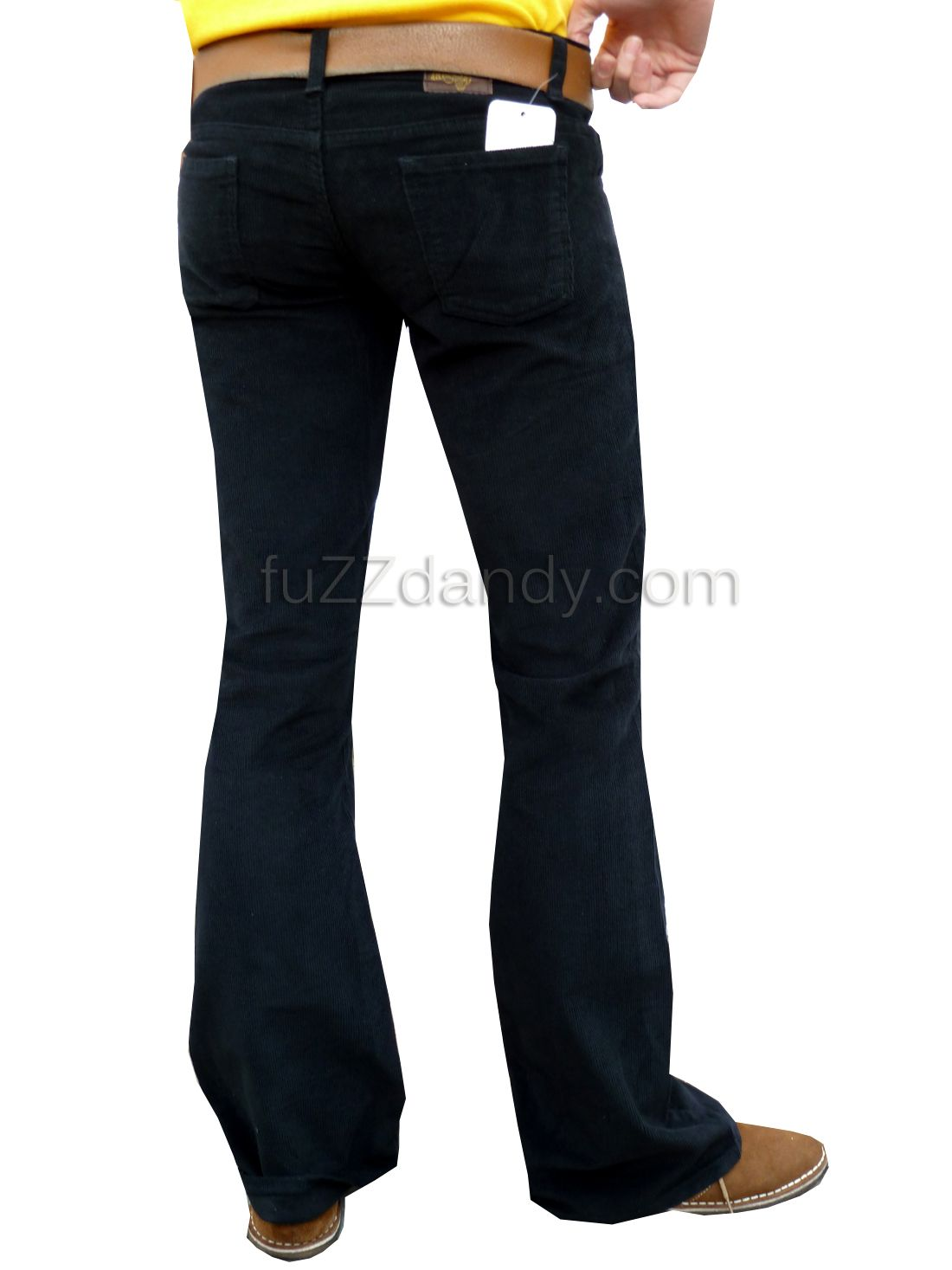 Super soft and stretchy cord in classic jeans styling with back pockets detailing, in a fitted boot cut. Style note: Shape up your tall wardrobe with a pair of boot cut cords. They look fantastic when styled with a basic tee and your favorite jacket. Fit, Fabric & Care Boot Cut Cord Pant/5(30).